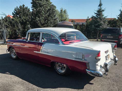 1955 Chevy Floor Mats.1955 Chevrolet Bel Air Burkhardt