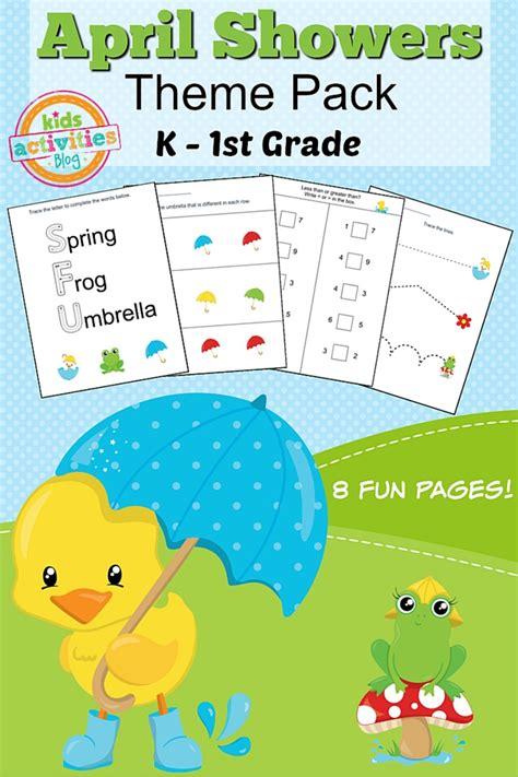 printable kindergarten worksheet for home or