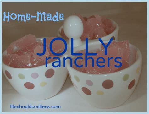 Homemade Jolly Ranchers Recipe - Homemade Ftempo