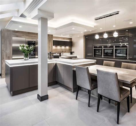 contemporary designer kitchens contemporary kitchen