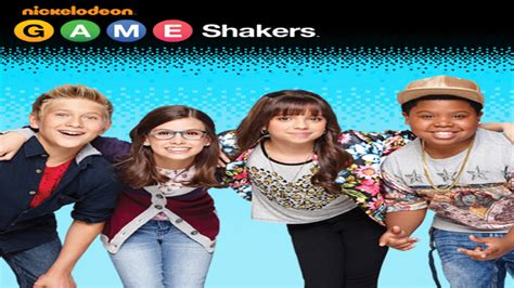 Watch Game Shakers Online