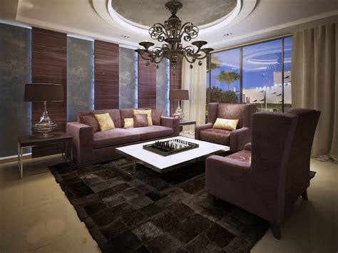 Rich Living Room Colors