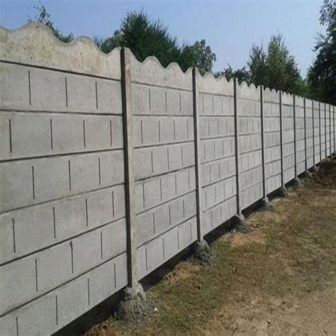 Design Malaysia Price by Rcc Readymade Concrete Precast Compound Wall For Shop Rs