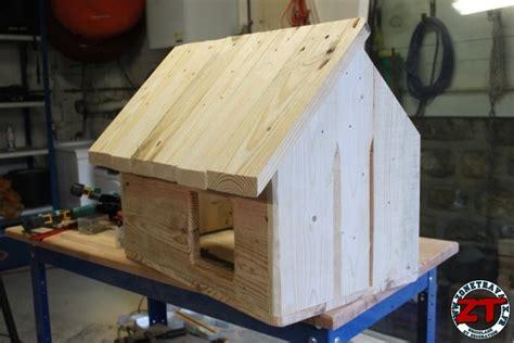 cabane pour chat tuto construire une cabane pour chat