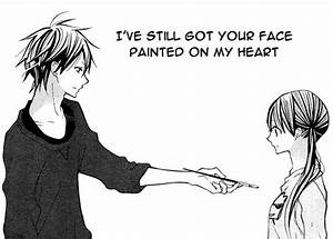 Cute love quote | Anime/Animation/Games | Pinterest | Cute ...