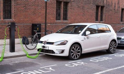 Zipcar Adds Golf Gte To London Fleet