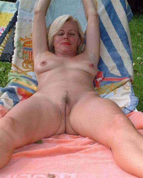 Mature Nude In The Nature In Gallery Mature Nude In