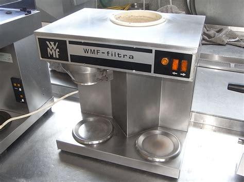 Wmf-filtra Kaffeemaschine Für Filtertüten-kaffee Typ