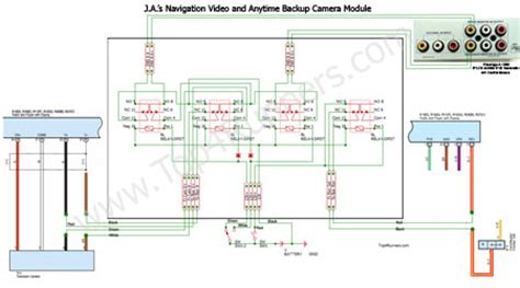 Toyota Highlander Radio Wiring Diagram