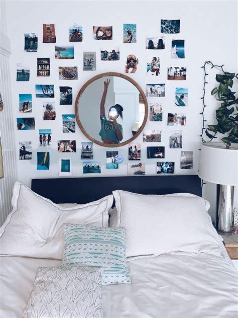 wohnheim raumdekor minimalistisches blau
