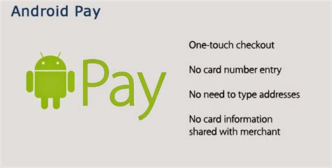 android pay stores android pay to rival apple system business