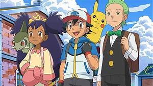 Pokemon Saison 19 Episode 1 : pok mon black white ~ Dailycaller-alerts.com Idées de Décoration