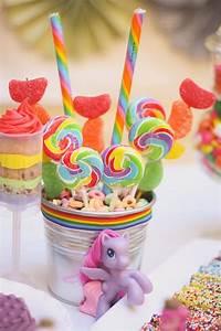Kara's Party Ideas Rainbow My Little Pony Party Planning