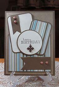 Handmade Birthday Card Ideas For Men