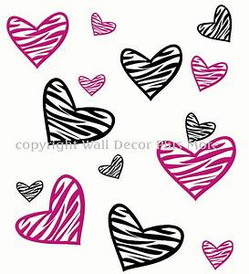 Decorating with Wall Vinyl: Sale! Sale! Hot Zebra Print ...