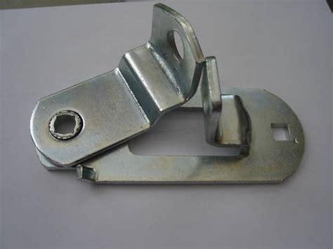 trailer door locks truck cargo trailer door lock hasp handle keeper 5sqh ebay