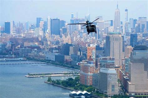 drone operator faulted  ny collision  army black