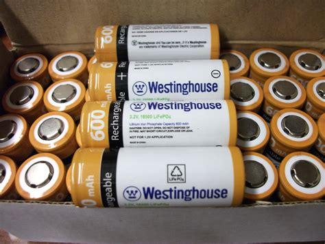 westinghouse solar light batteries images