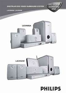 Philips Lx3900sa Home Theater Download Manual For Free Now