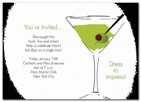 informal wedding invitation wording cool cocktail green birthday invitations by invitation