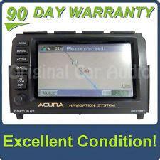 2002 Acura Mdx Navigation System by 2002 Acura Mdx Navigation Ebay