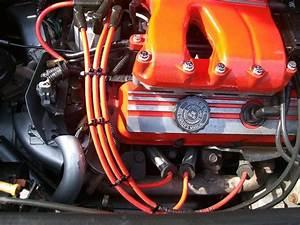Plug Wire Routing Diagram V6