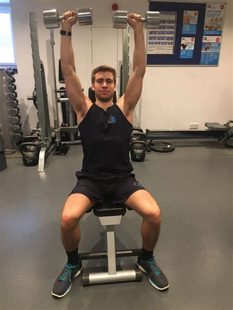 shoulder press variations  physiotherapy fitness