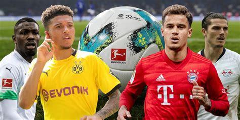 Bundesliga 2019-20: Season Review and Key Stats