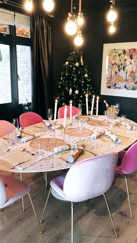 @zoella 's Christmas Table & Dining Room Is Amazing