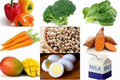 Vitamin Foods Well