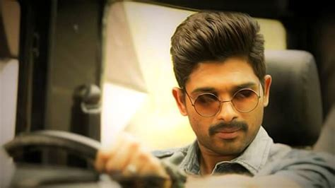 Allu Arjun Hairstyle Photos   The Newest Hairstyles