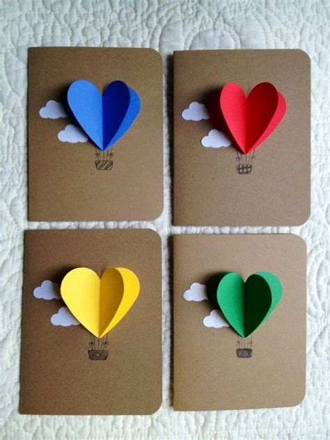 handmade greeting cards  boyfriend   fun