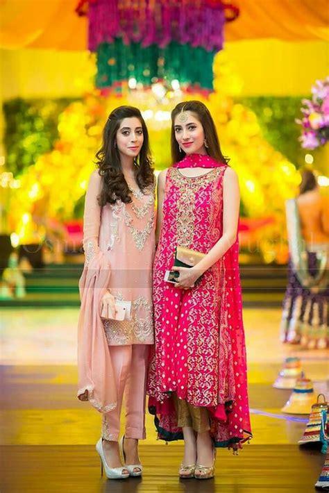 latest pakistani fashion wedding guest dresses