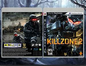 Killzone 2 PlayStation 3 Box Art Cover by Fraught