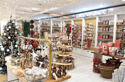 the selfridges christmas shop is open when does