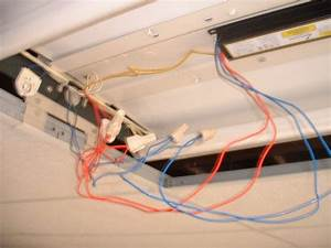 How To Change The Ballast On A Fluorescent Light Fixture
