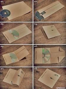 Geschenkverpackung Basteln Vorlage : cd h llen aus din a4 bl ttern falten kotzendes einhorn ~ Lizthompson.info Haus und Dekorationen