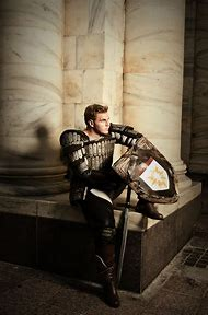 Dragon Age Alistair Cosplay