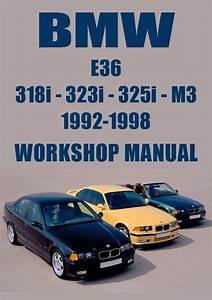 Bmw E36 318i  323i  325i  328i  M3 1992