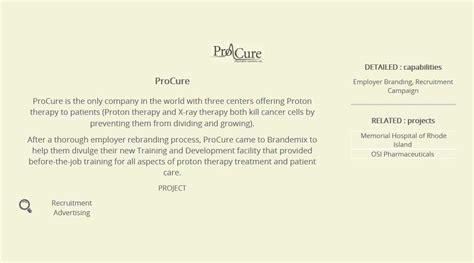 Procure Proton Therapy by Procure Brandemix