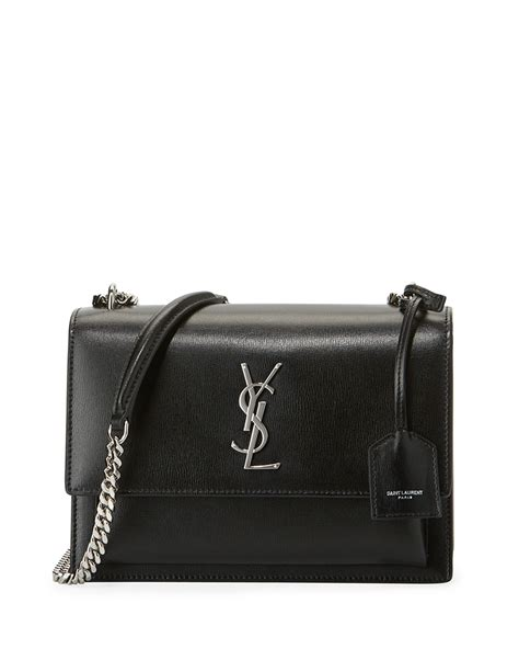 saint laurent sunset medium monogram ysl crossbody bag neiman marcus