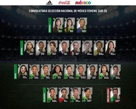 Fútbol Femenil: Con jugadoras de la Liga MX Femenil, la ...