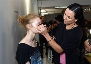 Nars Light Reflecting Setting Powder Nyfw 3 1philip Lim Ss 2015 Backstage Makeup