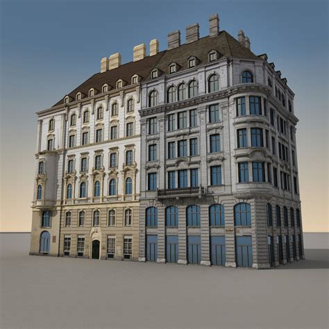 european architects 3d european architecture buildings europe