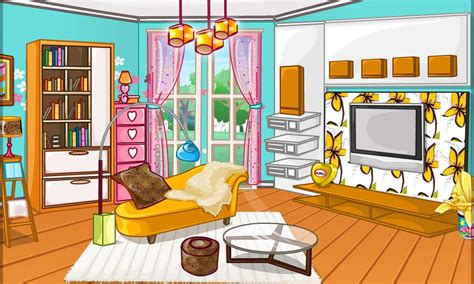 girly room decoration game  android apk