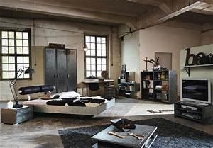Möbel Industrie Look : bett workbase doppelbett schlafzimmerbett industrie optik silber alu schwarz 140 ebay ~ Sanjose-hotels-ca.com Haus und Dekorationen