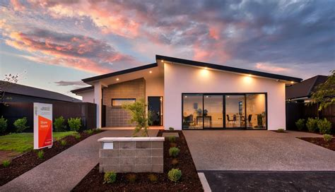 Green Home Design by Green Homes New Zealand Open Eco Friendly Showhome Green