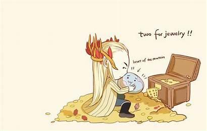 Thranduil Legolas Hobbit