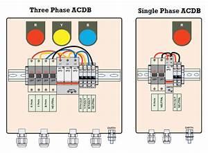 Wiring Diagram Of Distribution Panel