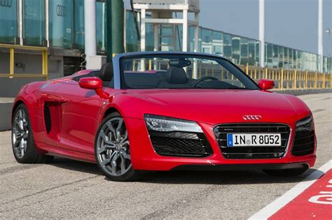 audi supercar convertible used 2014 audi r8 pricing features edmunds